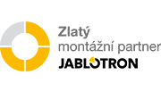 Certifikovaný partner Jablotron