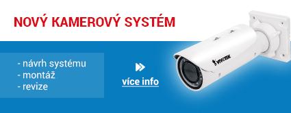 Nový kamerový systém
