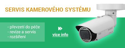Servis kamerového systému