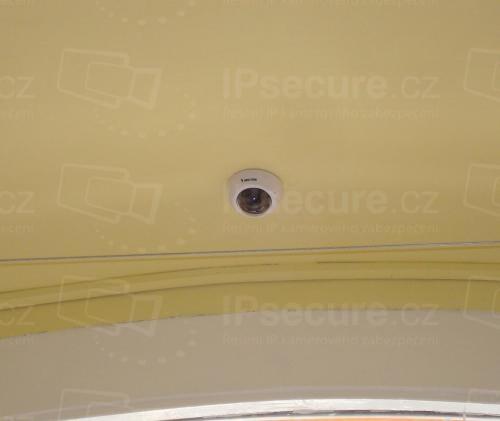 Instalace IP kamery FD8166A do kanceláře