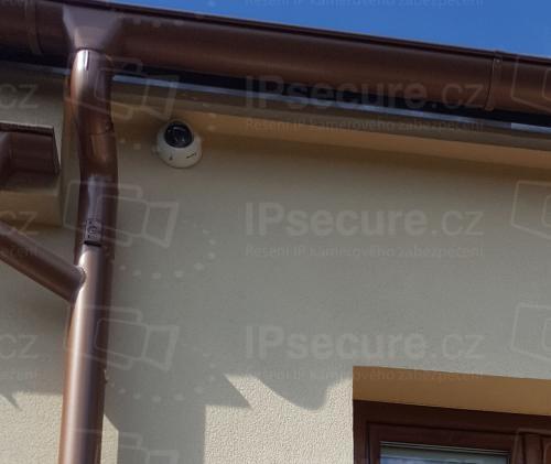 Instalace IP kamery VIVOTEK FD8369A-V na rodinný dům