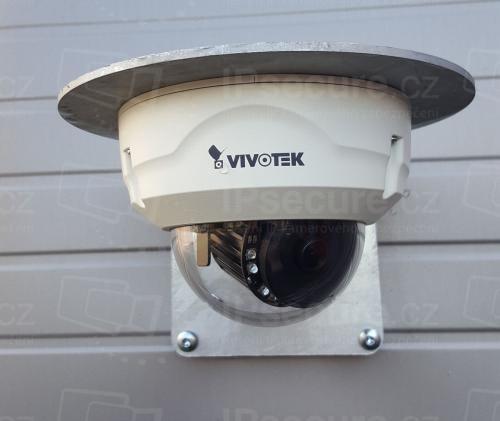 Instalace IP kamery VIVOTEK FD8369A-V na adaptér BR-30