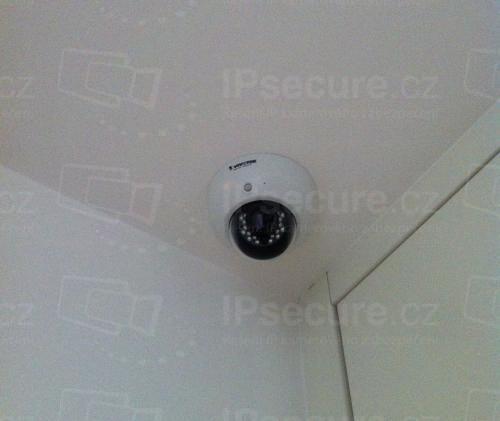 Instalace IP kamery VIVOTEK FD8135H do skladu