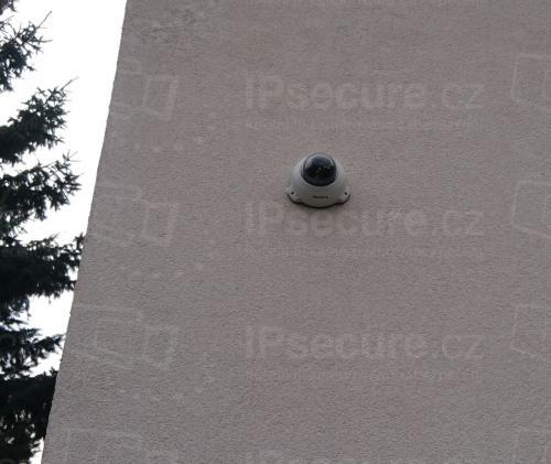 Instalace IP kamery VIVOTEK FD8154V na rodinný dům