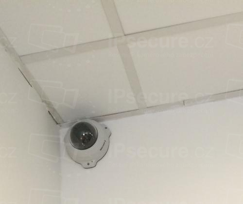 Instalace IP kamery VIVOTEK FD8154V do skladu
