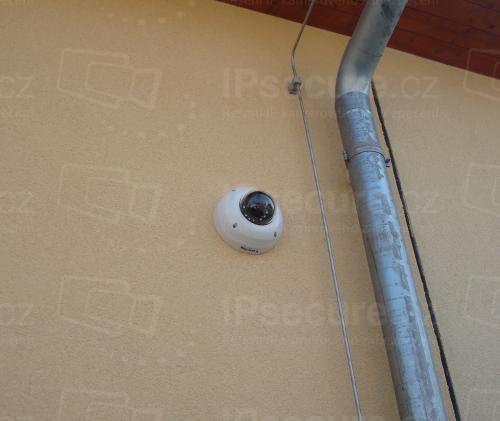 Instalace IP kamery VIVOTEK FD8335H na rodinný dům
