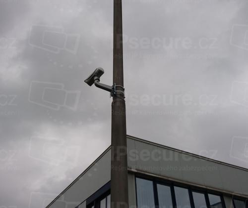 Instalace IP kamery VIVOTEK IP8365EH na sloup