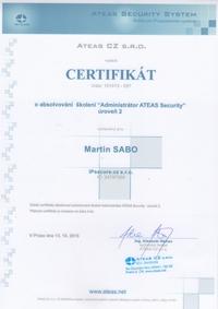 Ateas - Martin Sabo