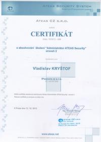 Ateas - Vladislav Kryštof