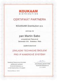 Základní školení - Bc. Martin Sabo