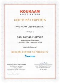 Expert VIVOTEK - Ing. Tomáš Helmich
