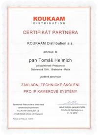 Základní školení - Ing. Tomáš Helmich