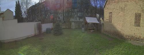 Záběr z testované kamery VIVOTEK MS9390-HV