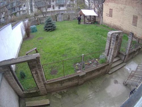 Záběr z testované kamery VIVOTEK IT9389-HF2