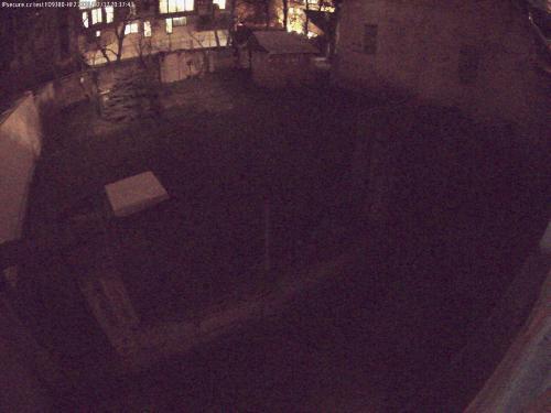 Záběr z testované kamery VIVOTEK FD9380-HF2