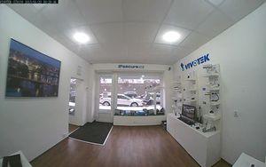 Záběr IP kamery VIVOTEK CC8130