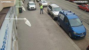 Záběr IP kamery SONY SNC-CH260