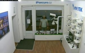 Záběr IP kamery VIVOTEK IP8131