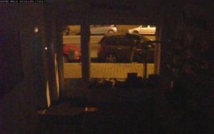 Záběr IP kamery VIVOTEK IP8131 - noc bez přísvitu
