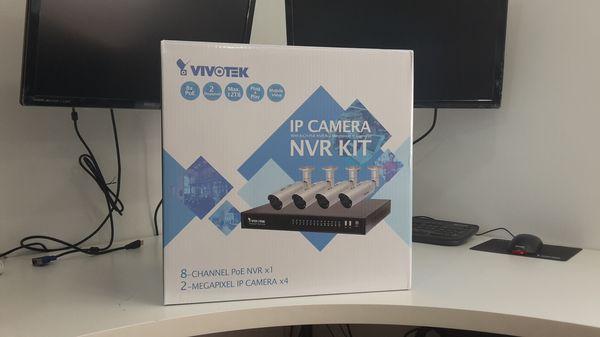 IP kamerový systém VIVOTEK