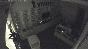 Záběr IP kamery VIVOTEK FD816C-HF2