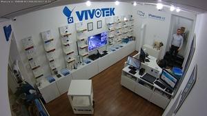 Záběr IP kamery VIVOTEK FD816B-HF2