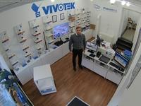 Záběr IP kamery VIVOTEK FD8382-VF2