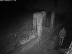 Záběr IP kamery VIVOTEK IB8382-F3