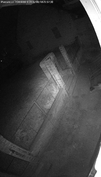 Záběr IP kamery VIVOTEK FD8369A-V