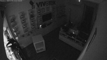Záběr IP kamery VIVOTEK FD8179-H